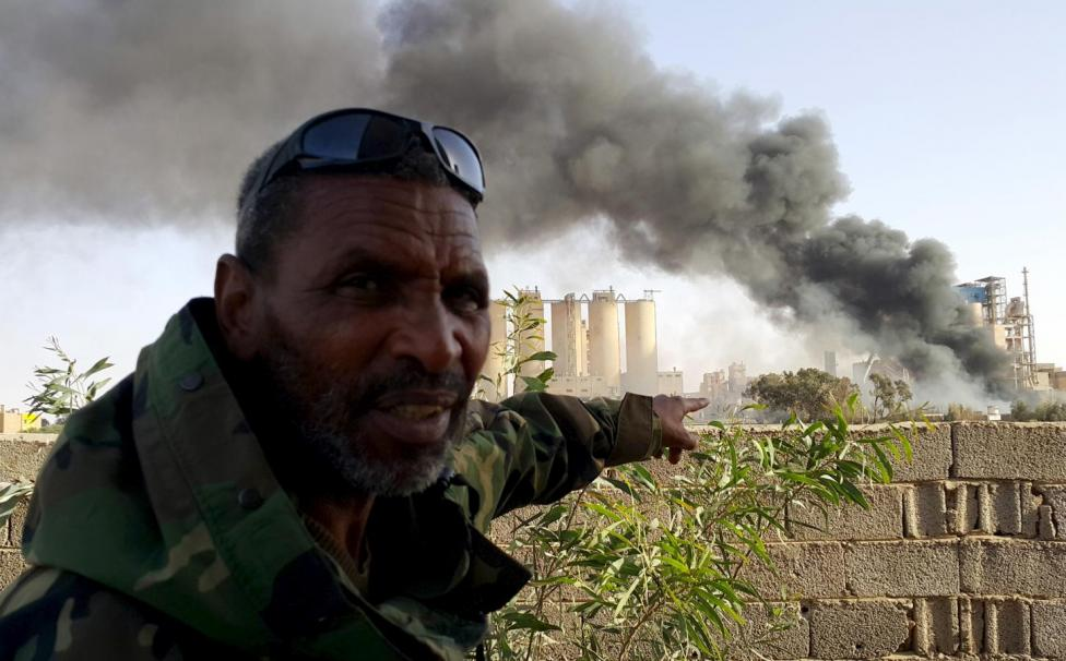 Libyan Parliament might Grant Amnesty to Rebels in Oil Crescent Region