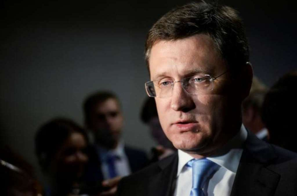 Russian Energy Minister Denies Bids to Reduce Production