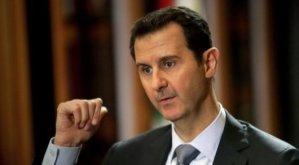 Head of Syrian regime Bashar al-Assad- AFP