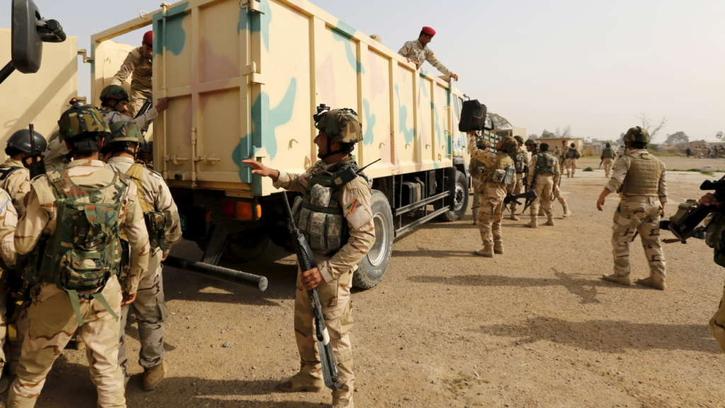 Barzani to Divide Mosul Post-ISIS into Three Provinces