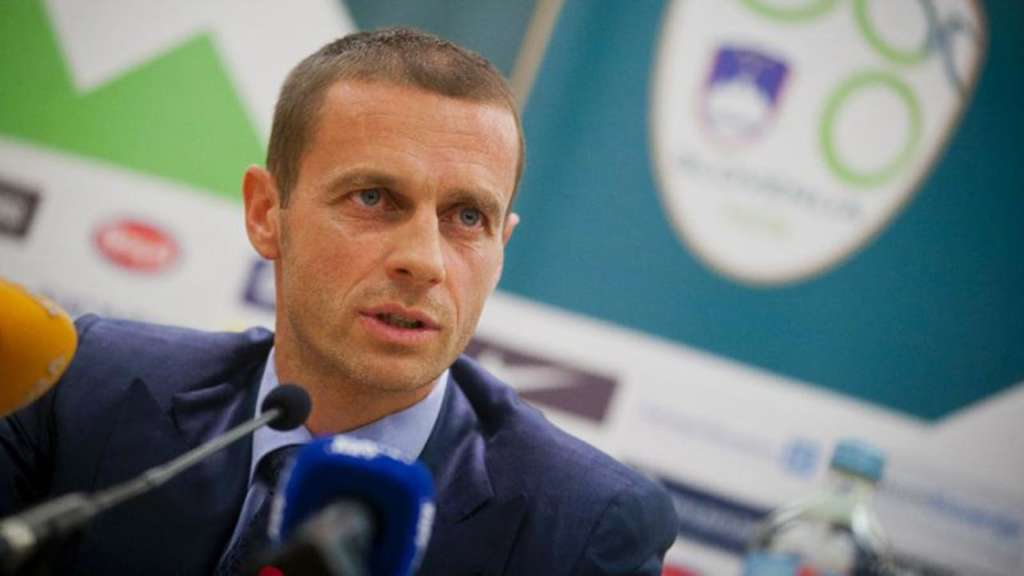 UEFA Elects Slovenia's Ceferin as New Leader