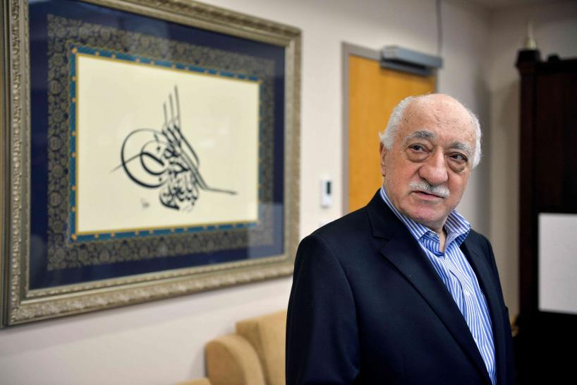 Turkey Formally Requests U.S. Arrest of Fethullah Gulen over Coup Plot
