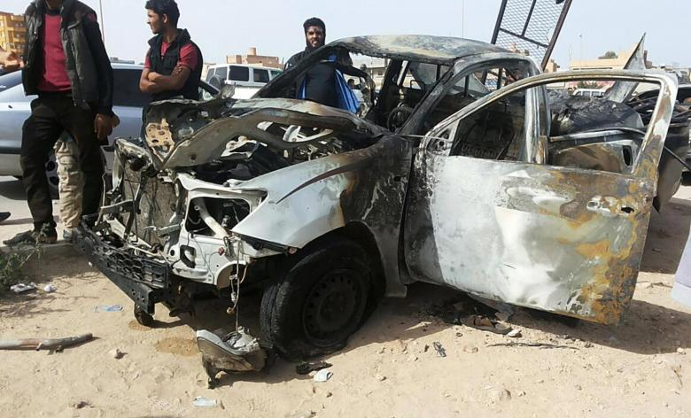Haftar Discusses Benghazi Post-Liberation Phase, Booby-Trapped Cars Back to Tripoli
