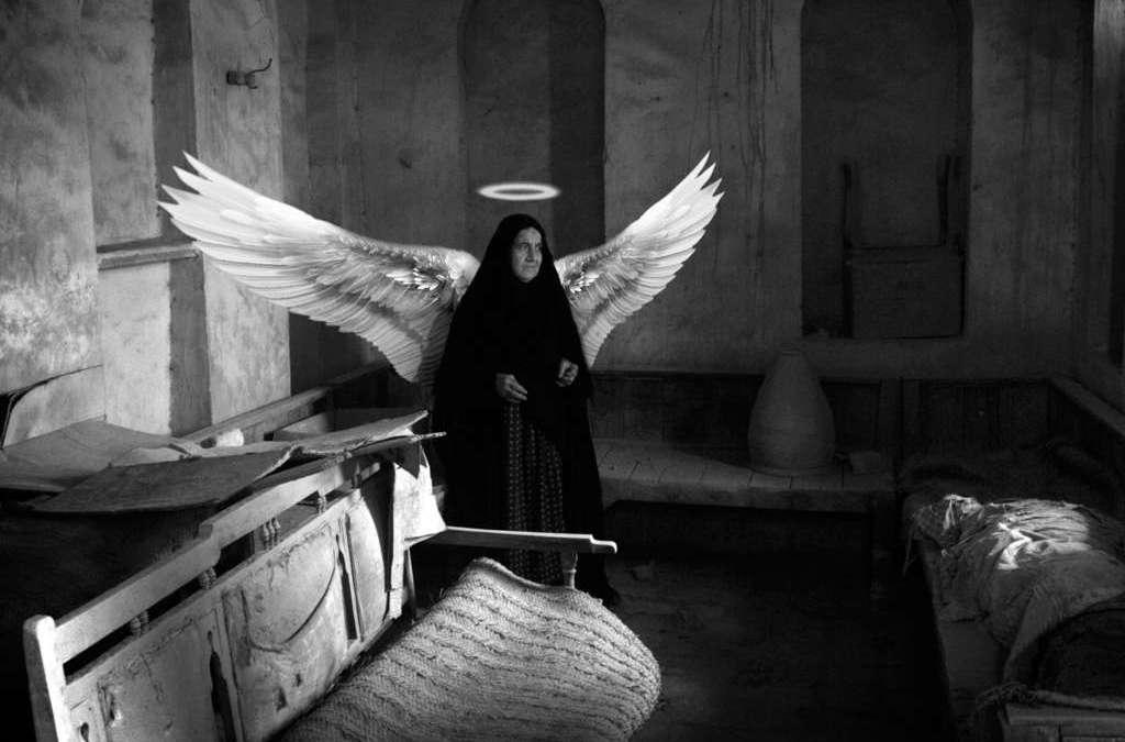 Jamal Penjweny: Photographs Emphasize Hope amid Tragedy
