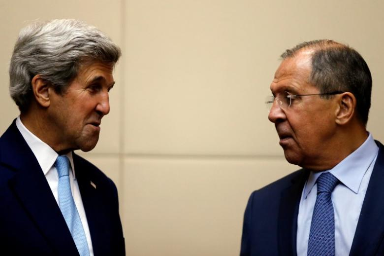 Geneva Waiting on Kerry-Lavrov Consensus
