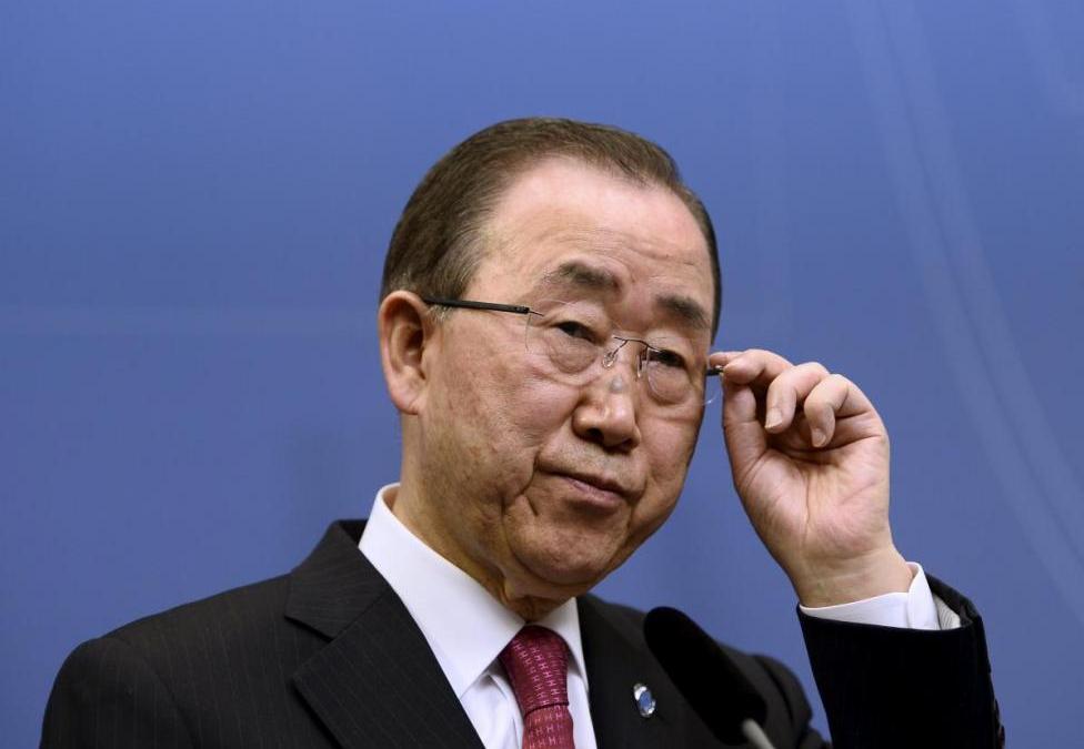 Ban Ki-moon: Targeting Hospitals in Aleppo War Crimes