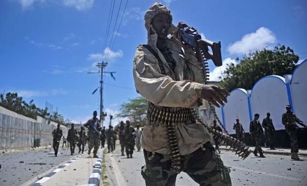 Death Toll From Terrorist Attack in Mogadishu Rises to 15