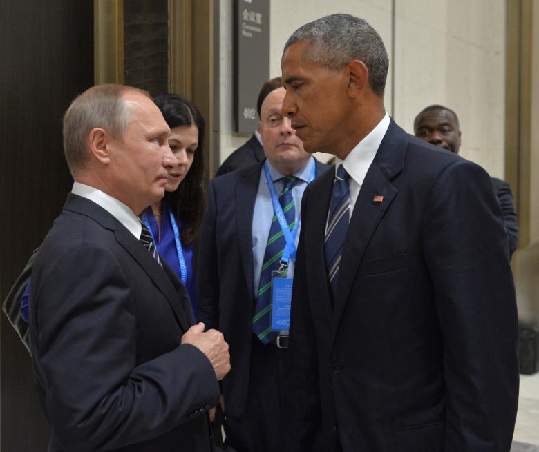 Hacking Dispute between U.S., Russia Grows
