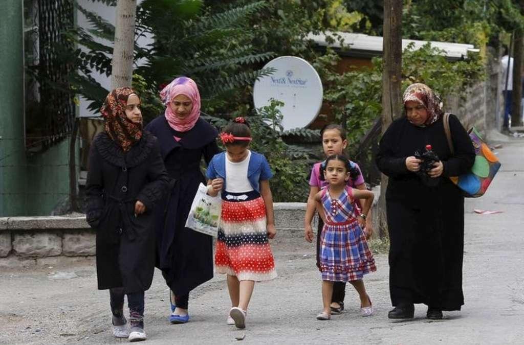 'Economy of Refugees' Revives Turkey