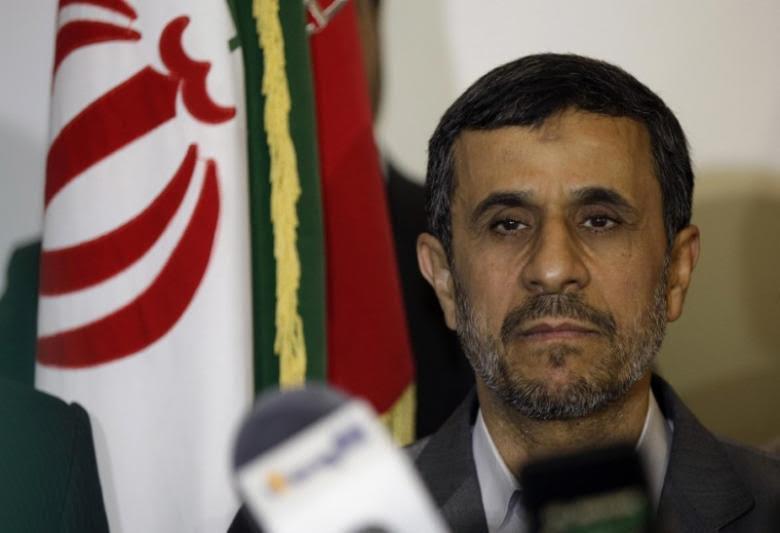 Ahmadinejad Prohibited to Run for President…based on Khamenei's Orders