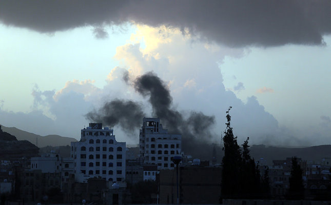 Saudi-led Arab Coalition Responds to Houthi-led Attack on UAE Aid Ship