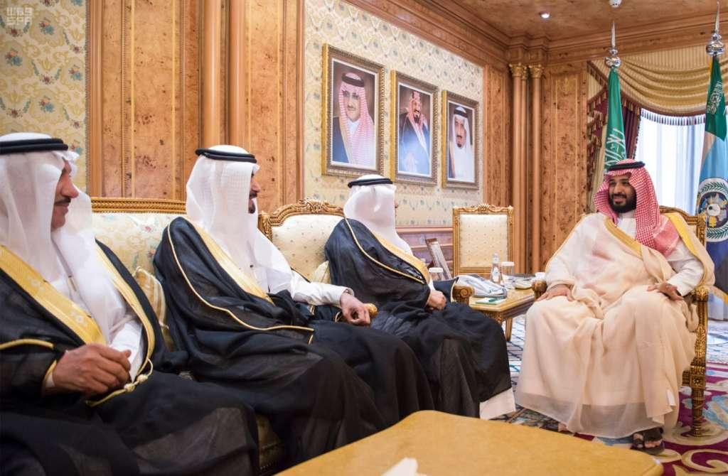 Deputy Crown Prince Highlights Importance of Enhancing Saudi Regional, Int'l Role