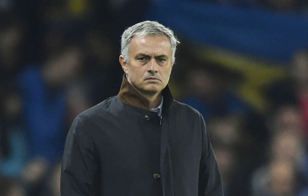 Manchester United's José Mourinho: No Longer the Bright Young Iconoclast