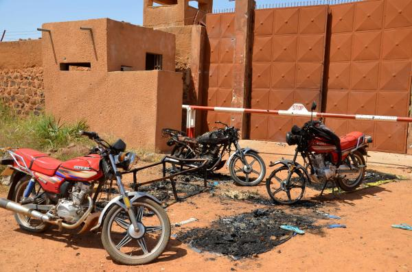 Security Forces Repel Attack on Niger Prison