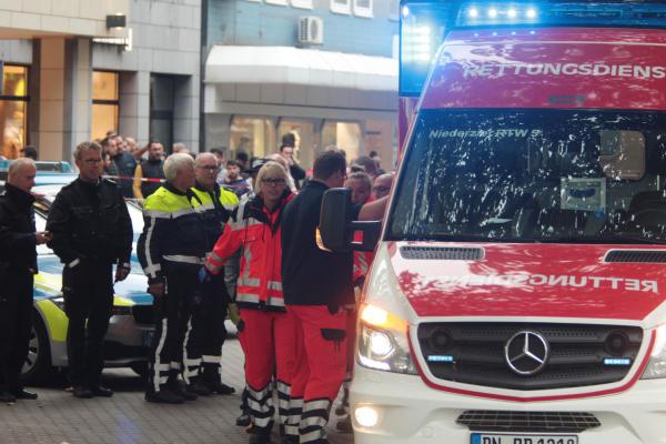 Germany Shooting Kills Man, Injures Woman