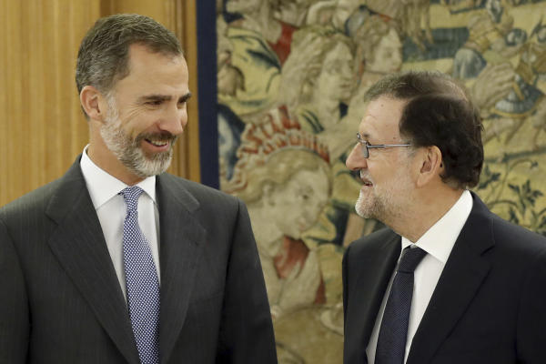 Spain's Rajoy to Seek Parliament's Support to form Government