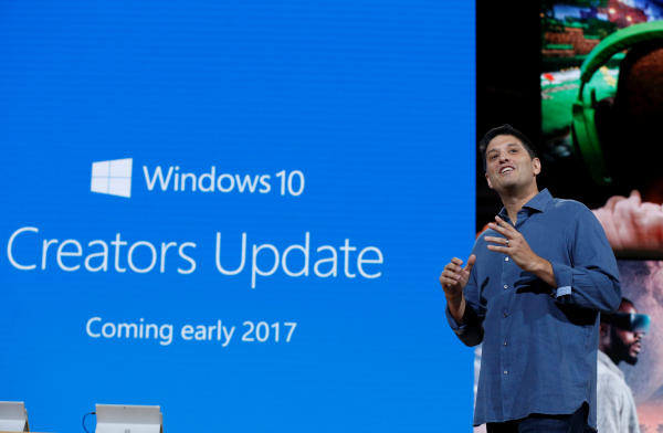 Microsoft Reveals 3D Features for New Windows Update