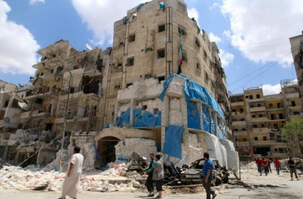 Aleppo Doctor Launches Legal Action against Russia at European Court of Human Rights