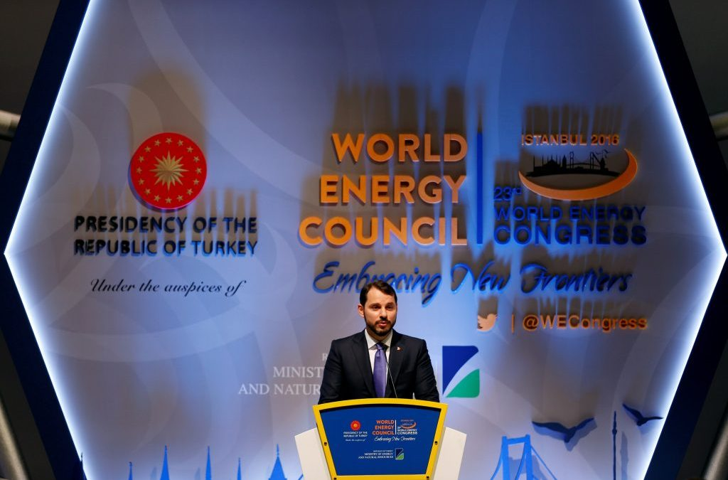 World Energy Congress Begins in Istanbul