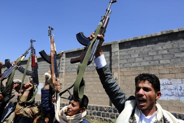 Governor of Al-Jawf:  Houthis Have Turned Yemeni Schools into Iranian Seminaries