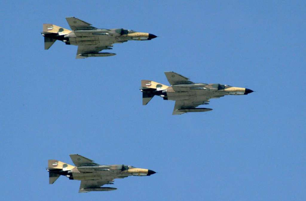 Two Iranians Arrested for Smuggling U.S. Fighter Jet Parts to Iran