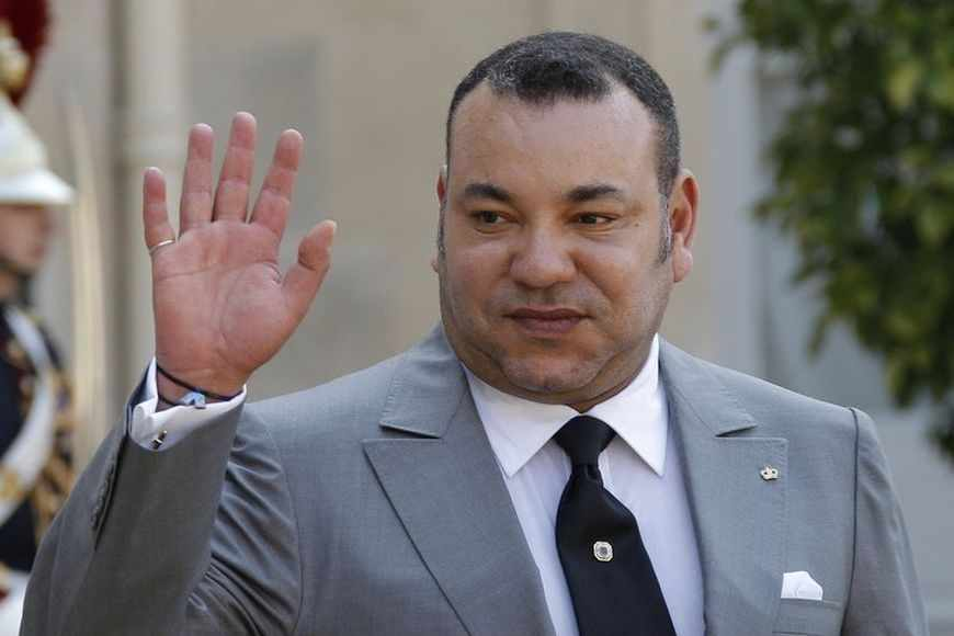 King Mohammed VI Starts a Tour in East Africa