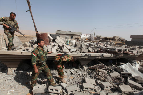 Opinion: ISIS and Others Have Fallen in Mosul
