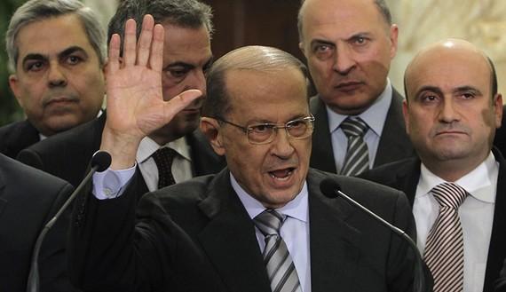 Aoun, a Bridge for Whom?