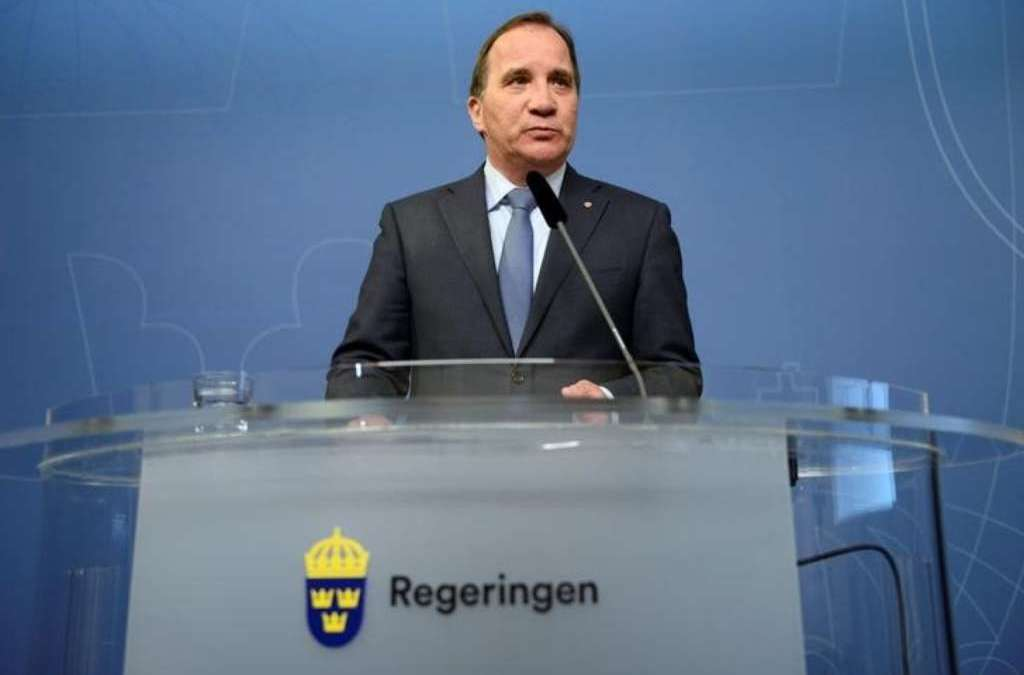 Prince Mohammed bin Salman Discusses Bilateral Ties with Sweden's Löfven