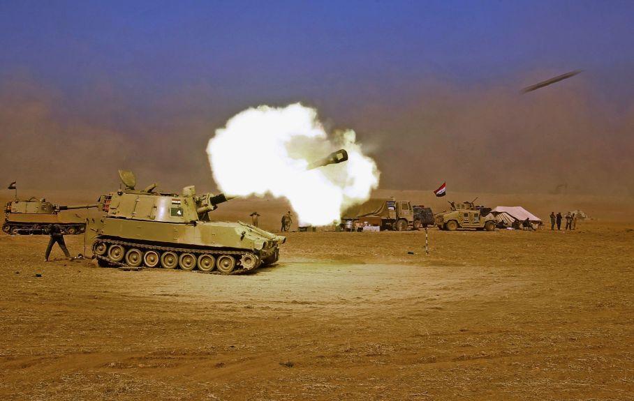 Russia Relates Mosul Offensive to its Aleppo Killing of Civilians: 'A Necessary Evil'
