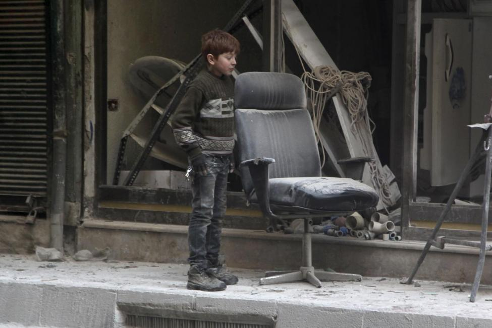 Lausanne Meeting Fails to Impose Ceasefire, Presents Possible Solution to Aleppo