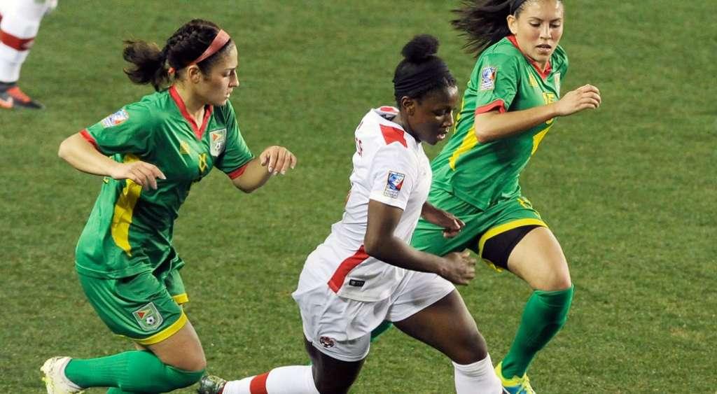 Appeal of Women's Soccer Growing, FIFA Chief Says in Jordan