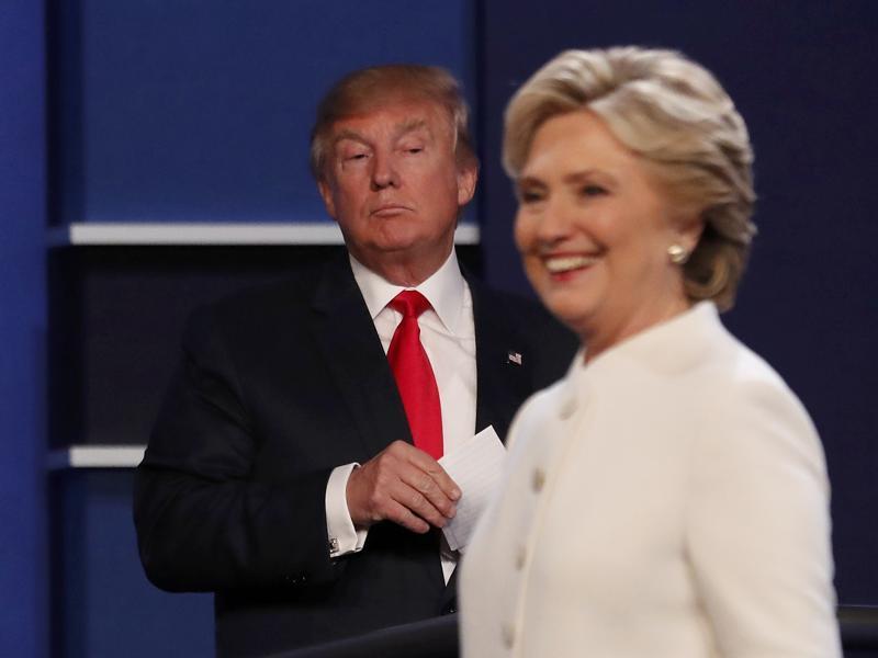 Trump Refuses Pledge to Respect a Clinton Win