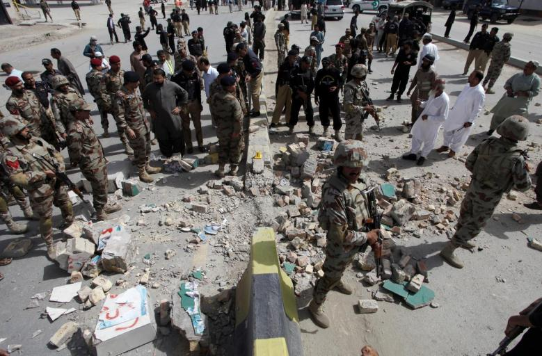 Pakistani Militants Admit Working with ISIS Hardliners to Attack Police College