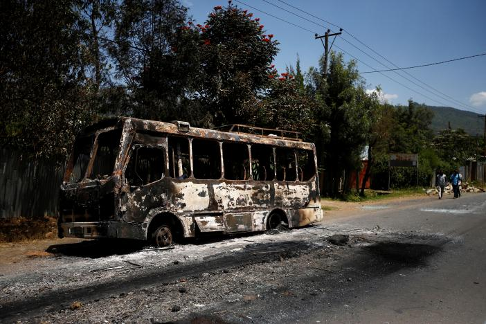 Egypt Rejects Ethiopia's Allegations over Unrest