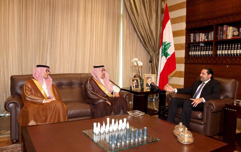 Minister al-Sabhan Stresses Riyadh's Keenness to Protect Lebanon