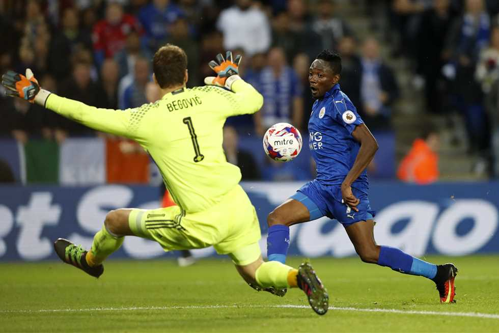 Ahmed Musa: I Want to Give Something to People back Home in Nigeria