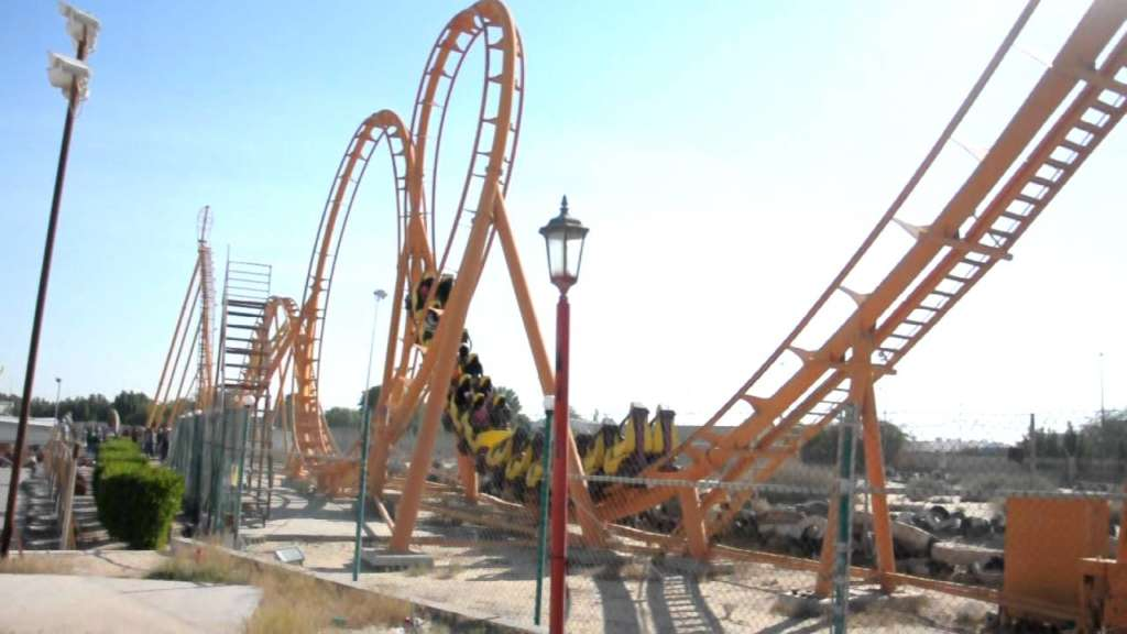Saudi Arabia:First World-Class Theme Park Underway