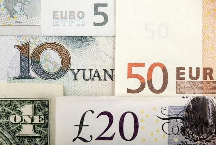 Yuan Hits 6-Year Low on Chinese Trade Fall