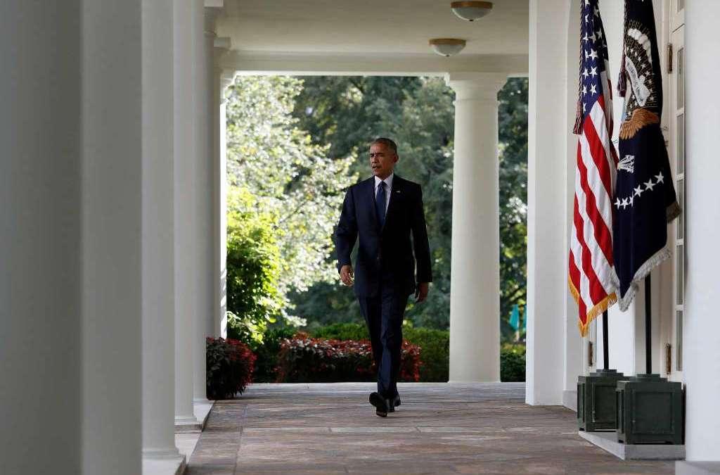 Obama's Hallucinatory Excuses on Syria