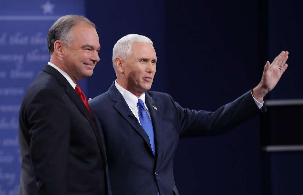 Criticism of Trump, Clinton Dominate Contentious VP Debate