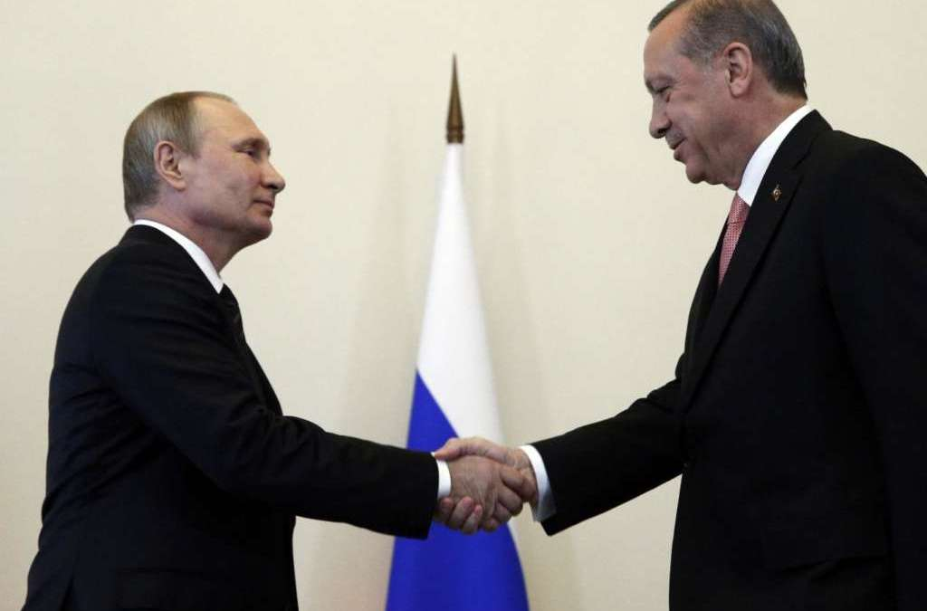 Putin in Istanbul to Discuss Syrian Crisis, Bilateral Relations