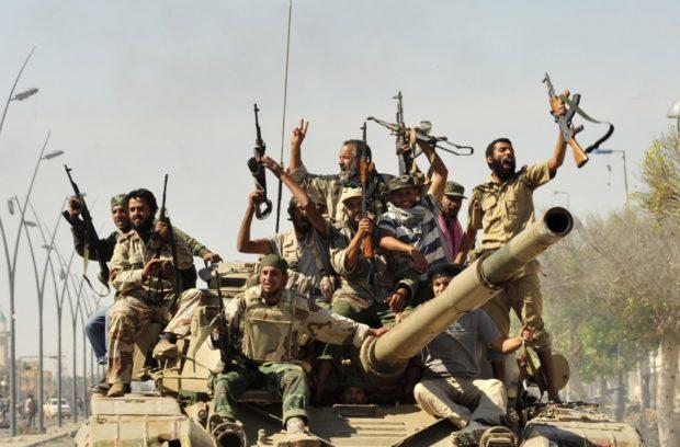 Altercations between Armed Militias in Libya
