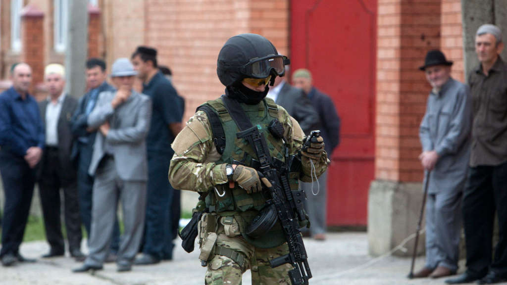 Russian Special Forces Kill 6 Militants, including ISIS Member