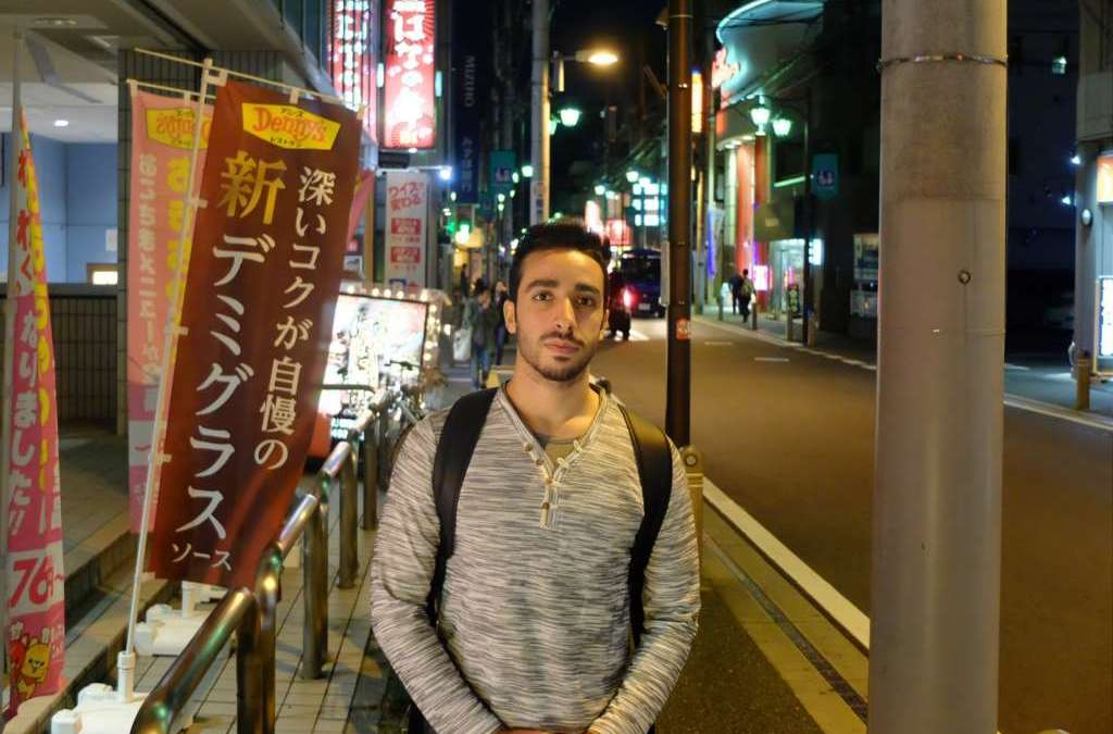 Japan has Accepted only Six Syrian Refugees. Meet one of Them.