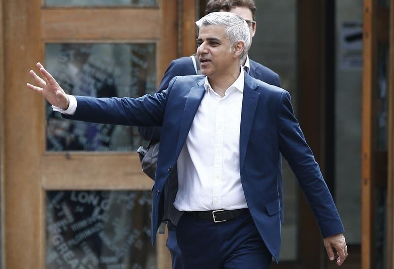 Khan Turns Eyes to London Properties' Bubble
