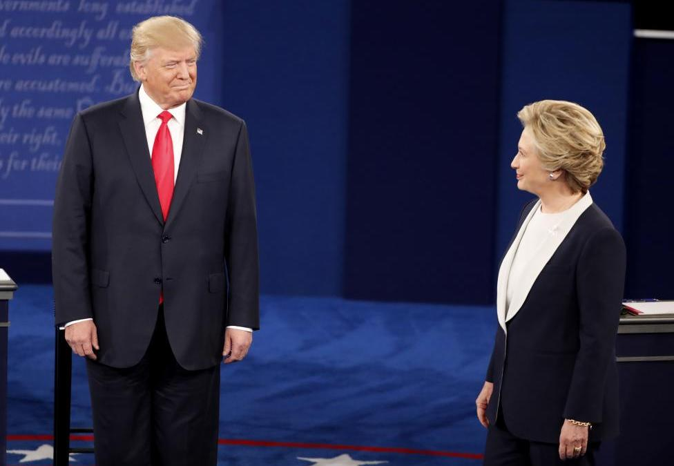 Trump Calls Clinton a Devil as 2nd Debate Focuses on Taxes and Syria