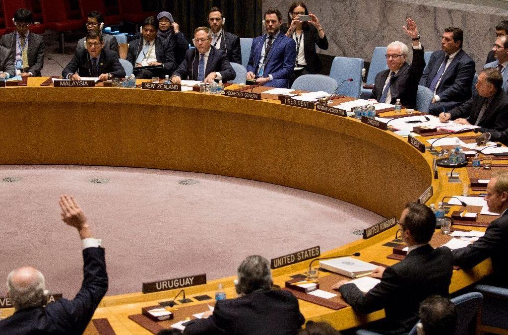 Saudi Arabia Acts at U.N. Security Council to Denounce Assad