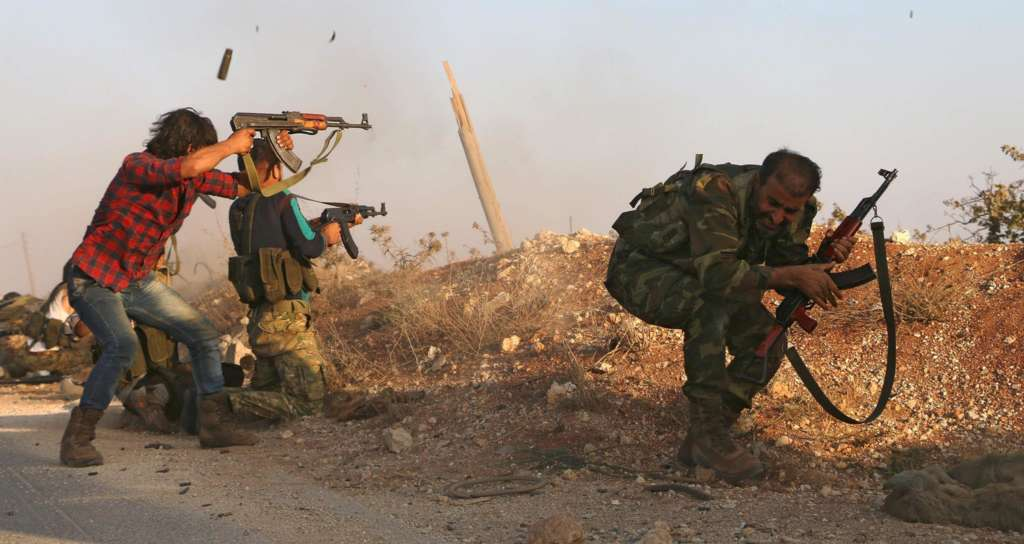 Diplomatic Sources: Ankara Supports Efforts to Throw out Nusra from Aleppo