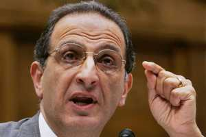 President of the Arab American Institute Dr. James J. Zogby testifies before the House Committee on ..